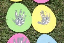 easter craft/display ideas