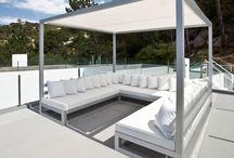 Garden / Design furniture / pergola's