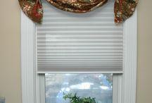 window coverings / by Maureen Redeker