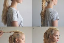 Mermaid Goals / Hairstyles
