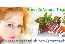 Grover's Disease Natural Treatment