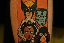 Geeky Tattoos