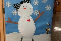 School Door Decorations