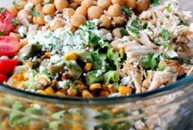 Salads / Chickpea salad