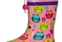 Do dažďa / Krásne vecičky do dažďa, na skákanie do mlák a denné nosenie aby detičky zostali v suchom.