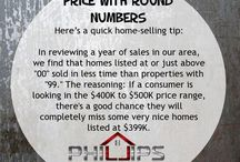 Seller Services / Tips to help you sell your home.  The best tip is to call a professional - me!
