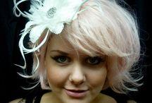 Fascinator diy / Hair pieces, fascinates, tiaras, crowns