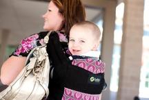En porte-bébé Boba Carrier...