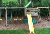 Kids Playgrounds / Playgrounds Ideas and Installation Services