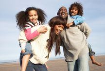 """Marriage & Family / """"We cannot call any society healthy when it does not leave real room for family life."""" Pope Francis"""