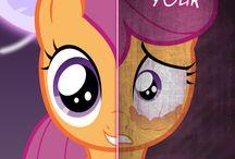 Ponies's bad side