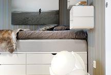 loft/platform bed