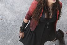 scarlet witch / costume ideas / by Lizzy Gilligan