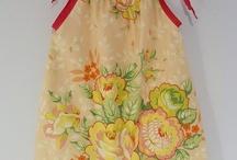 Pillowcase dress inspiration