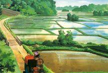 Great Thy Art, Hayao Miyazaki san