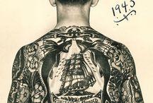 Tattoos / Favourites