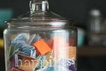 Compliment & Happiness Jar
