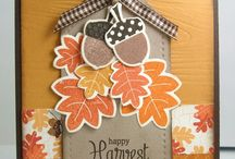 Stampin' Up! Inspiration to CASE / Wow things that I want to CASE and create with Stampin' Up! products!