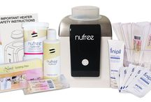 Nufree finipil / Non-wax professional hair removal.