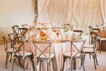 Свадьбы, оформленные в нежно-розовом цвете
