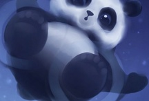 Cute Pandicorn