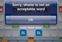 ohana means family:) / by Morgan Juga