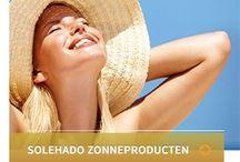 Een mooie zomer met Claride! / Wordt mooi en veilig bruin met de Solehado zonnelijn van Claride!