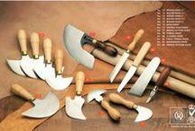 Outils pour le cuir