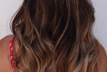 color pelo