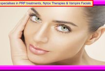 clearcomplexion.co.uk / Clear Complexion specialises in Platelet Rich Plasma (PRP) treatments (including PRP Meso Therapy and PRP Rejuvenation), Nytox Therapies and Vampire Facials. We are based in Manchester but can also offer our treatments in the comfort of your own home.