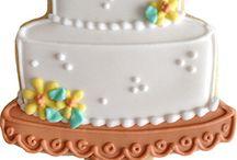 Cookies about weddings