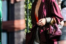 Street style fashion week Paris sept 2016