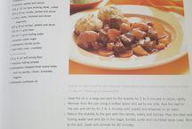 Isabel's recipes