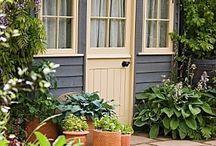 Pretty shed