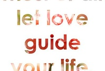 Quotes/Sayings I Love