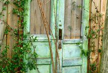 Gardening / by K.C. Simba-Torres