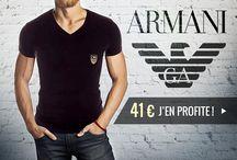 Armani 2105 / Collection Armani pour homme 2015