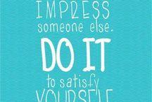 Quotation, Inspiration & Motivation