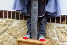 Anniv medieval enfant
