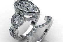 Pear Shape Diamond Engagement Rings / Javda All Pear Engagement Ring