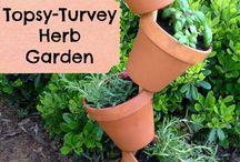 Tuinieren / Handige dingen voor in de tuin. Ook om zelf te maken.