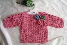 Baby/children's crochet