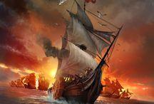 Πειρατικά πλοία