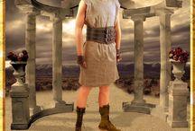 Maximus Gladiator, Zuccahbar Costume