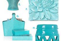 Turquoise inspo