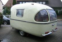 Caravans, campers en woonwagens
