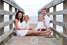 Family pics beach
