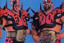 Wrestling costumes