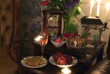 Haft Seen / Sofre haft sin , Persian new year arrangement #nikooali