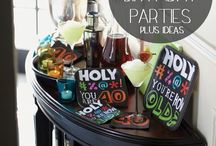 Birthday party ideas / by Jamie Cottrill